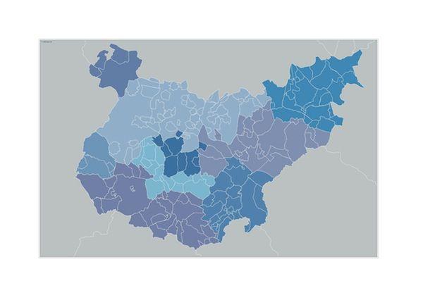 Badajoz Municipios