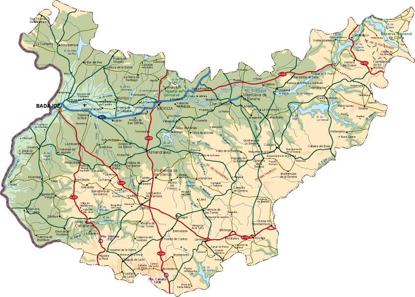 Badajoz Provincia