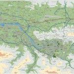 Mapa BilbaArea