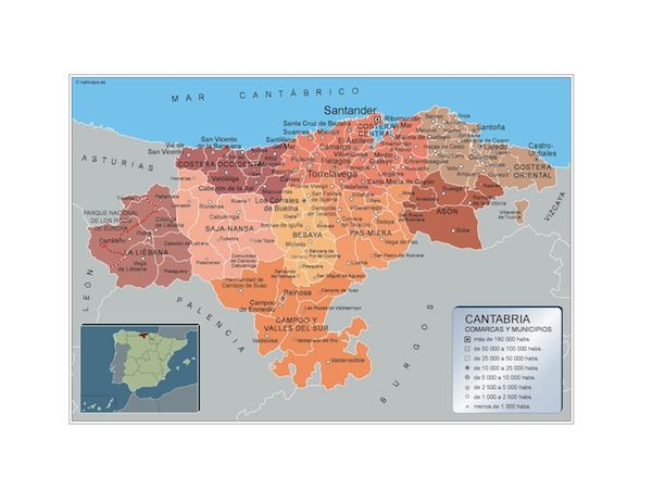 Cantabria_Municipios