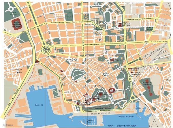 Cartagena_mapa