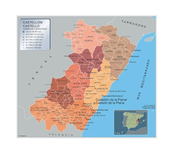 Castellon_Municipios