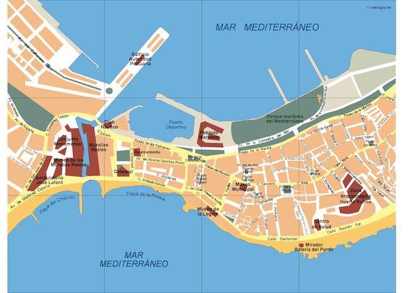 Ceuta_mapa