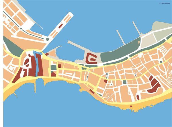 Ceuta_mapa_mudo