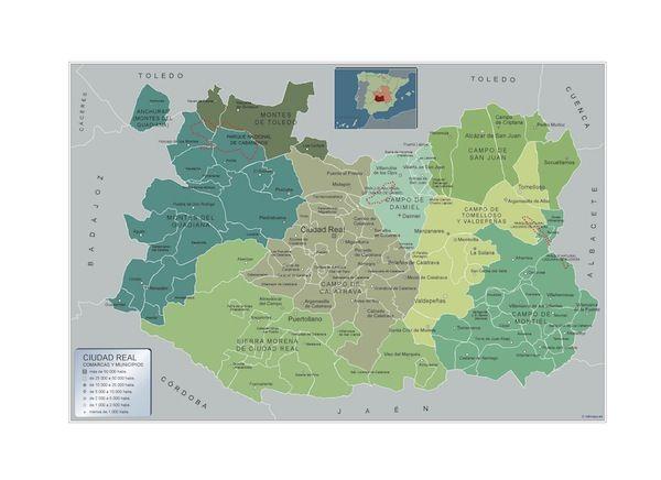 Ciudad-Real_Municipios