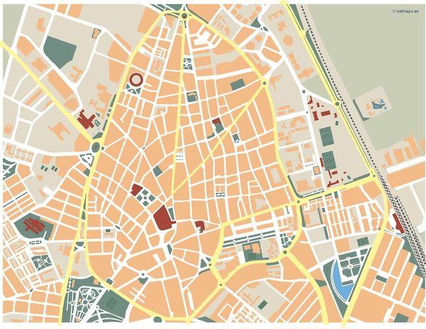 Ciudad-Real_mapa_mudo