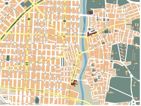 Elche_mapa