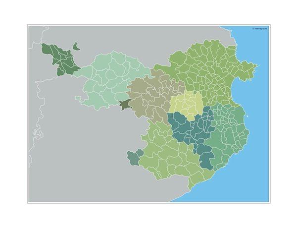 Girona_Municipios