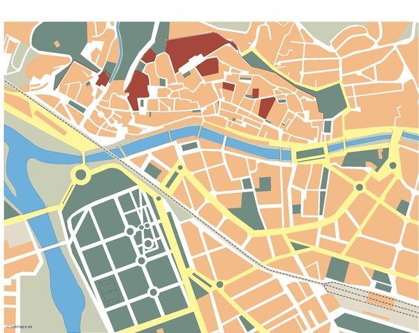 Girona_mapa_mudo