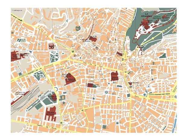 Granada_mapa
