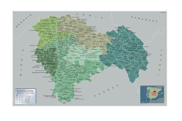 Guadalajara_Municipios