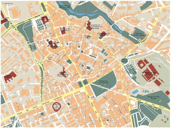 Guadalajara_mapa