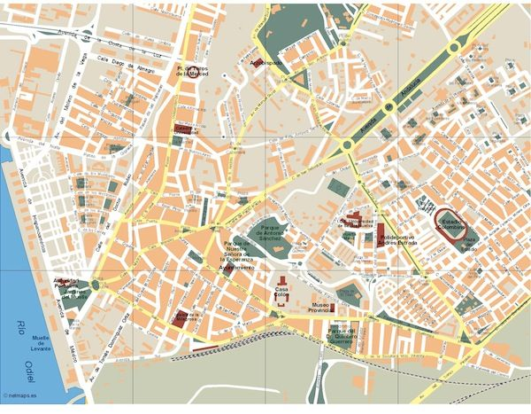 Huelva_mapa