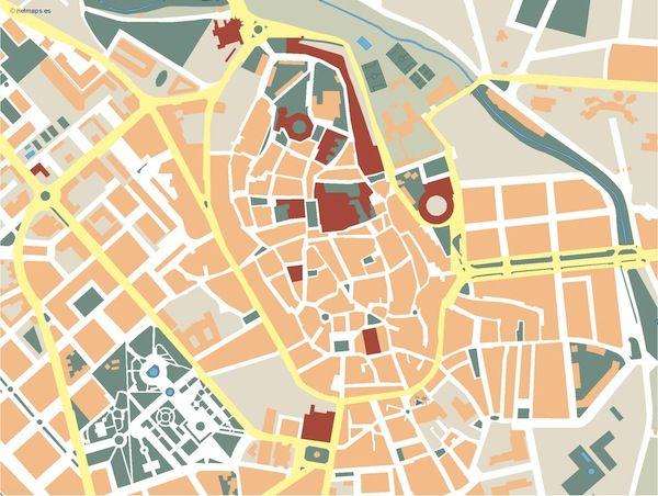 Huesca_mapa_mudo