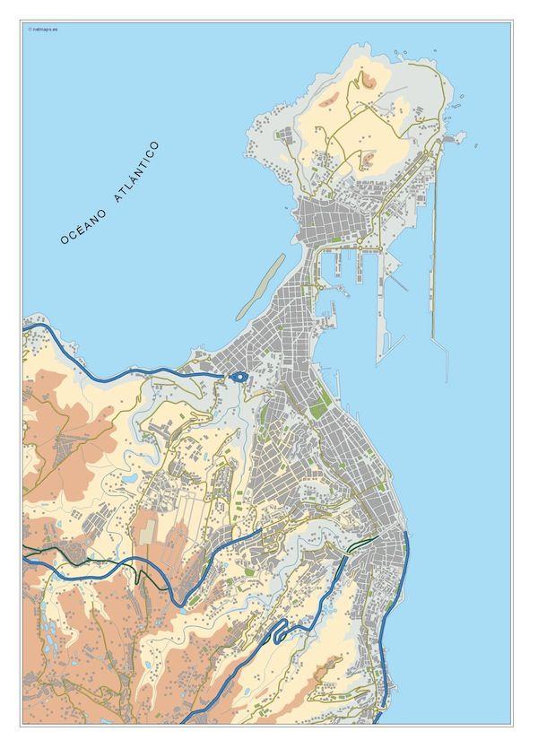 Las-Palmas-Gran-Canaria_Area_mudo