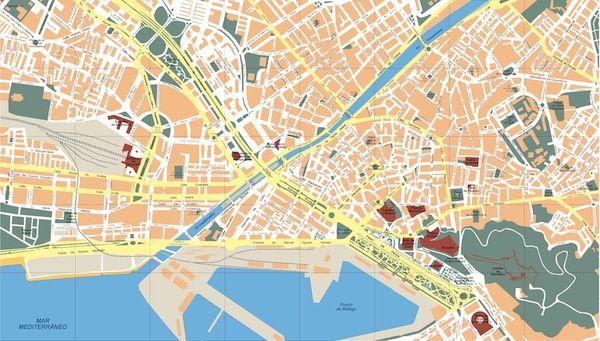 Malaga_mapa