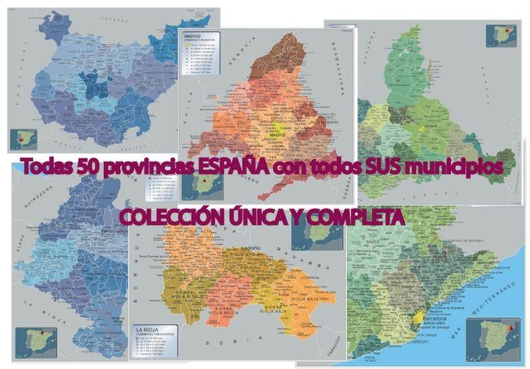 Municipios de espana
