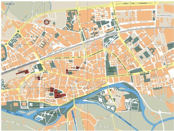 Palencia_mapa