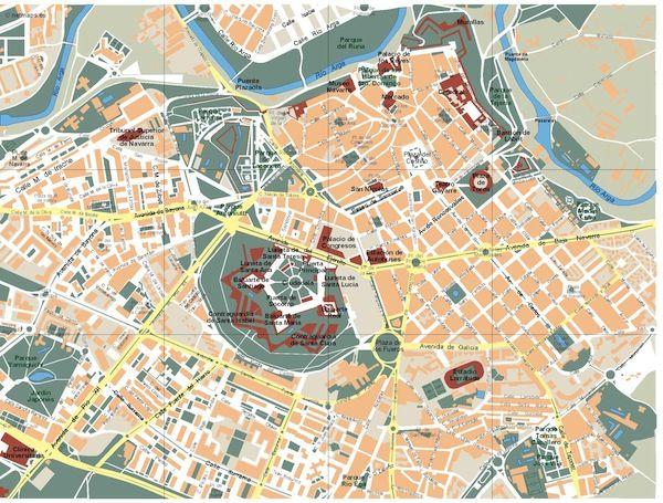 Pamplona_mapa