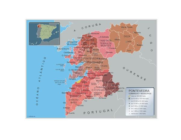 Pontevedra_Municipios