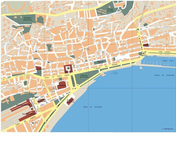 Santander_mapa
