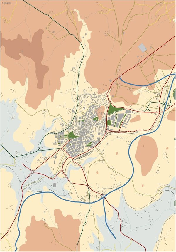 Santiago-de-Compostela_Area_mudo