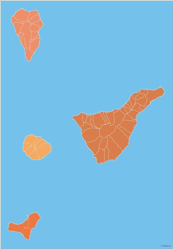 Tenerife_Municipios