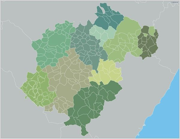 Teruel_Municipios