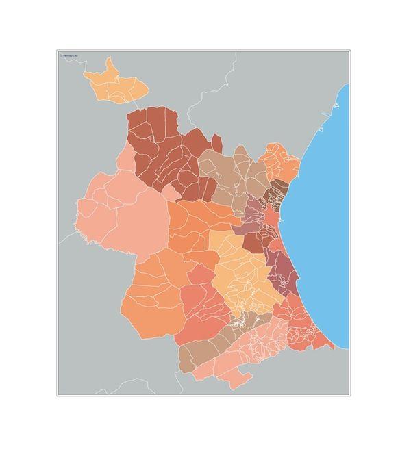 Valencia_Municipios