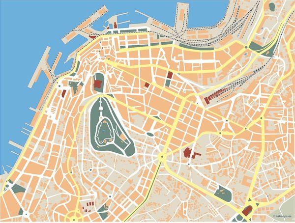 Vigo_mapa_mudo