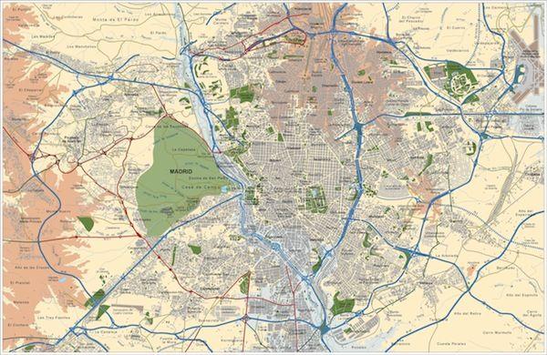 Madrid Area Metropolitana