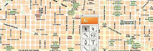 Mapas en illustrator Netmaps